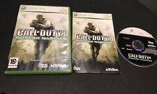 Call of Duty 4 Modern Warfare XBOX 360 PAL ESPAÑOL