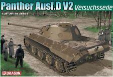 Dragon DML 1/35 Panther Ausf.D V2 Versuchsserie  #6830 *Sealed*