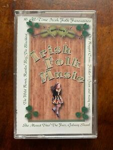 Irish Folk Music Music Audio Cassette Tape