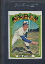 1972 Topps #610 Bill Stoneman Expos NM *3607