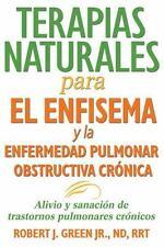 Terapias naturales para el enfisema y la enfermedad pulmonar obstructiva