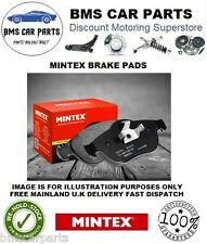 New Mintex Rear Brake Pads Set - MDB2686 Fits  Ford Focus MKII and Citroen C5