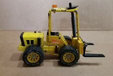 VINTAGE TONKA FORKLIFT TOY TRUCK Pressed Steel working forks