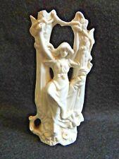Vase Bouquetière en biscuit ART NOUVEAU jugendstil dans le gout de Royal Dux