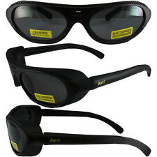 Global Vision Rawhide Smoke Lens ANSI Z87.1+ Safety Glasses w/ Side Buffers