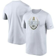 NIKE GREEN BAY PACKERS NFL ICON PERFORMANCE DRI-FIT MENS TEAM COLORS T-SHIRT NWT