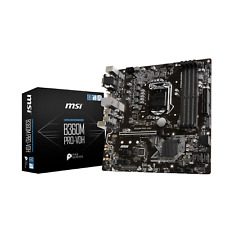 MSI b360m PRO-VDH - mATX Placa base Intel Conector 1151 CPU