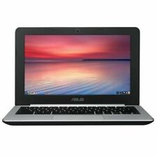 "Asus C200M 11.6"" Chromebook Laptop 2.16Ghz N2830 CPU 2GB RAM 16GB SSD Wi-Fi"