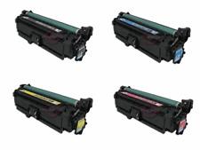 HP COLOR LASERJET CP4025, CP4525 SERIES - BLACK, CYAN, YELLOW, MAGENTA