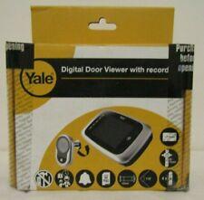 Yale Security AYRD-DDV7001-619 Digital Door Viewer