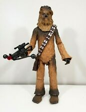 Star Wars Chewbacca Large Talking Action Figure Lights and Sound Disney Store