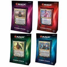 Magic Commander 2018 All 4 Decks Bundle Box