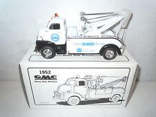 GMC Wrecker Sales & Service 1952 Heavy Duty Wrecker  By First Gear 1/34th Scale