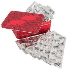Original 50er Can Transparent From SECURA Condoms
