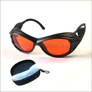 T1 Safety Glasses For 190-550nm 532nm Green Laser Pointer Protective Goggles UK