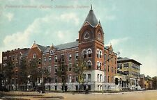 Indianapolis Indiana c1910 Postcard Protestant Deaconess Hospital