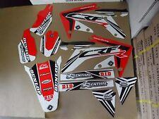 FLU Designs PTS3  graphics Honda CRF250R 2004 2005 2006 2007 2008 2009  CRF250X