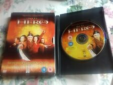 """Hero"" martial arts epic starring Jet Li....DVD movie (12)"