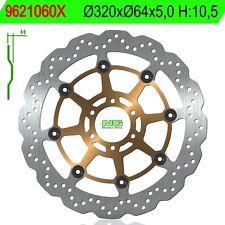 9621060X DISCO FRENO NG Anteriore MOTO GUZZI STELVIO 8V NTX 1151 08-15