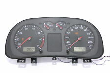 VW Golf 4 Tacho Tachometer Kombiinstrument 248.000km 1J0919860 1,4 16V 75PS 55kw