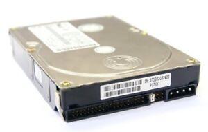 """Quantum Fireball Lct 15 30GB Ide / P-Ata 3,5 """" 5400rpm QML30000LC-A LC30A014 HDD"""