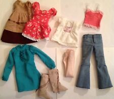 "MGA BFC/ Best Friends Club 18"" Doll - ORIGINAL Clothing lot ."