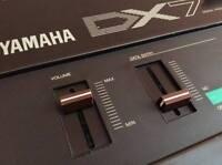 2 X Yamaha DX7 MK1 DX9 DX5 DX1 DX21 DX27 DX100 Slider Knob Volume / Data Entry