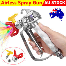 Airless Paint Sprayer Spray Gun Nozzle W/ Tip Guard Fit for Titan Wagner 3600PSI