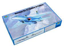Trumpeter 9361660 Suchoi Su-27 Flanker B 1:72 Kampfflugzeug Modellbausatz