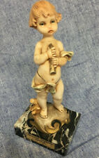 Vintage Simonetti Depose Made in Italy Carrara Marble Base #282 Figurine
