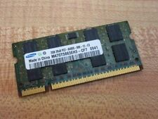 MEMORIA RAM DDR2 2GB (2x1GB) PC2-6400 800Mhz SODIMM PORTATIL