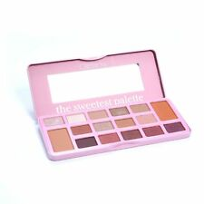 candy land matte and shimmer eyeshadow & eyebrow palette scented