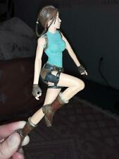2007 Tomb Raider Anniversary Lara Croft Action Figure