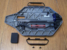 Traxxas 1/10 Original Slash 4x4 Chassis w/ Motor Mount Plate Battery Hold Down