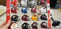 SEC 2020 POCKET PRO HELMET SET RIDDELL ORIGINAL PACKAGE ALABAMA 17
