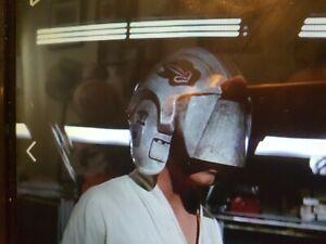 Star wars Luke Skywalker blaster training helmet .
