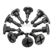10PCS Engine Appearance Cover Pin Trim Cover Clip For Audi A4 A6 VW N90642001