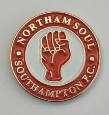 Southampton F.C. Northam Soul Quality Enamel Pin Badge