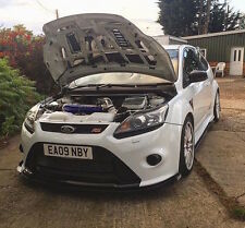 STUKE Ford Focus ST RS Zetec bumper canards winglets splitter track race drift