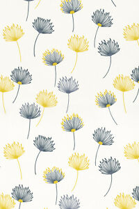 Calista Citrus (Floral) Made To Measure Dim Out Roller Blind - Complete Blind