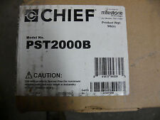 New in Original Box Chief Flat Panel TV Wall Mount PST2000B 200Lbs rated