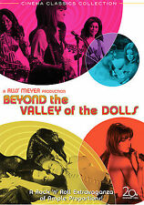 Beyond the Valley of the Dolls Dvd 1970