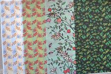 2 x A4 Sheets Berries Vellum 112gsm Choice of 4 Designs NEW