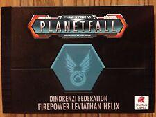 Planetfall: Dindrenzi Federation Firepower Leviathan Helix  PFDF03
