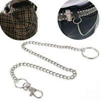 Men's Wallet Waist Belt  Chain Pants Trousers-Jeans Decor-Rock Hip Hop-Hanging F
