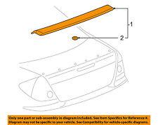 Pontiac GM OEM 08-09 G6-Spoiler Assy 25876647