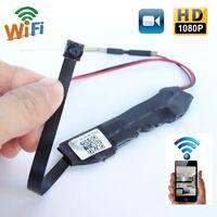 NEW HD 1080P WIFI IP mini SPY camera Security Nanny hidden P2P SPY DVR camera