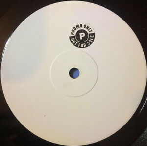 "2nd Vinyl - 12"" Single – Salt 'N' Pepa – Shoop (rare white label)"