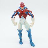 2006 Toy Biz Marvel Legends Giant Man Series CAPTAIN BRITAIN Action Figure