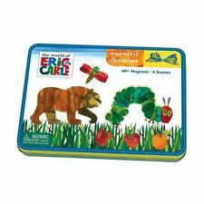 Eric Carle the Very Hungry Caterpillar and Friends Magnetic Character Set...